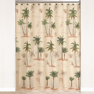 Key Largo Shower Curtain P1326600200001