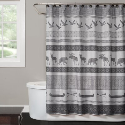 Wilderness Calling Shower Curtain