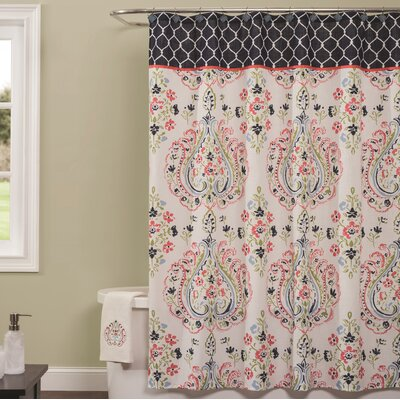 Quinnes Shower Curtain