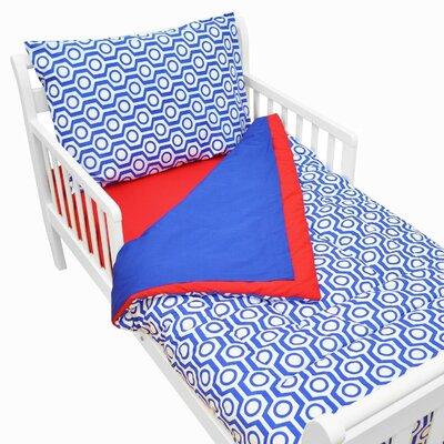 4 Piece Toddler Bedding Set 1440RH