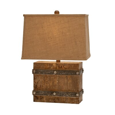 Urban Antiqued Weathered 23 Table Lamp
