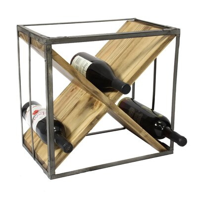 Urban 12 Bottle Tabletop Wine Rack