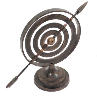 High Armillary Nautical Sphere Globe