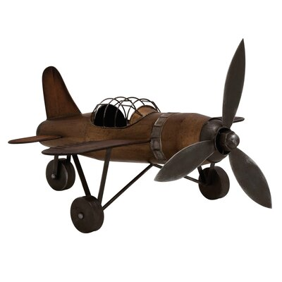 Urban Designs Vintage Model Airplane