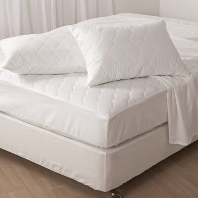 Full/Double 1 Polyester Mattress Pad