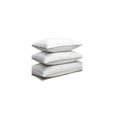 Goose Feather Pillow Size: Standard