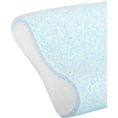 Foam and Gel Fiber Pillow