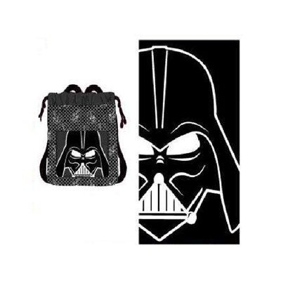 Disney Star Wars Darth Vader 2 Piece Towel Set