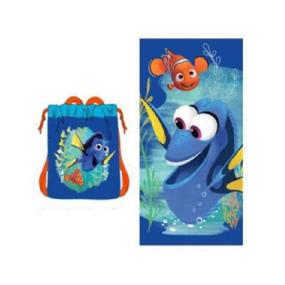 Pixar Finding Dory Beach Towel Set