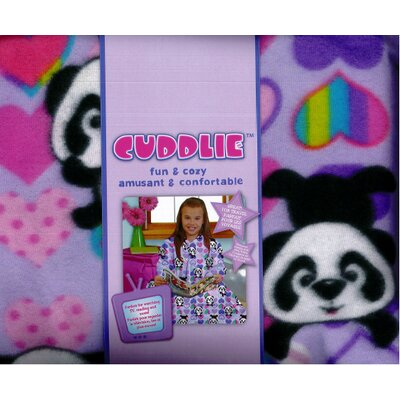 Fun and Cozy Kid Cuddlie Blanket