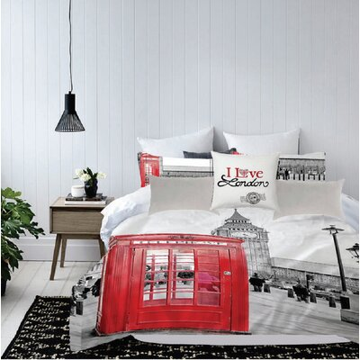London Comforter Set Size: Twin