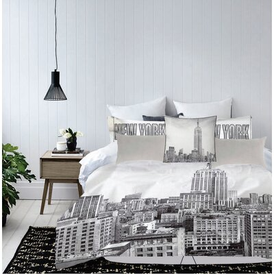 Lauren Taylor New York Comforter Set Size: Queen