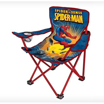 Spiderman Foldable Kids Camp Chair INI121216872349-Single