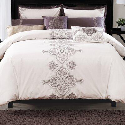 6 Piece Comforter Set Size: Queen