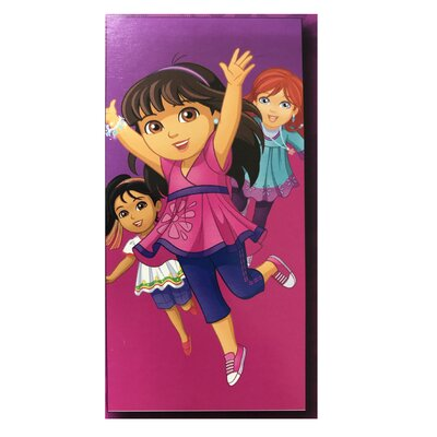 Dora Explorer Beach Towel