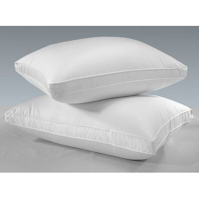 Gel Fiber Pillow Size: Queen