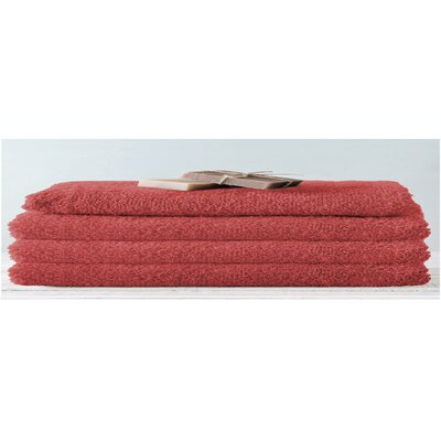 Bath Towel Color: Coral