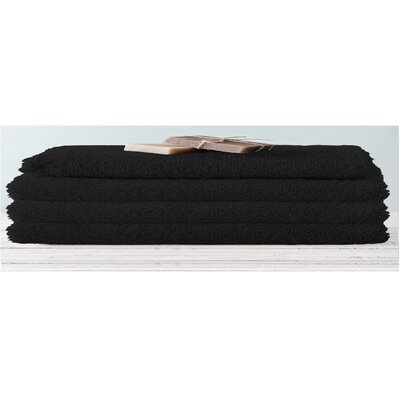 Bath Towel Color: Black