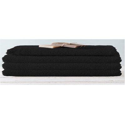 Bath Towel Color: Black
