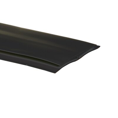 0.25 x 4 x 300 T-Molding in Midnight Black