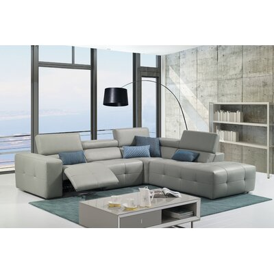 Chase Reclining Sectional
