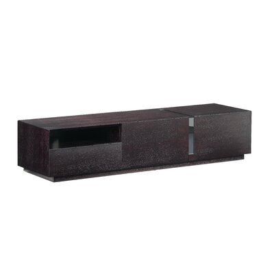 Weatherholt TV Stand Finish: Dark Oak