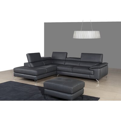 Chambersburg Reclining Sectional Orientation: Left Hand Facing