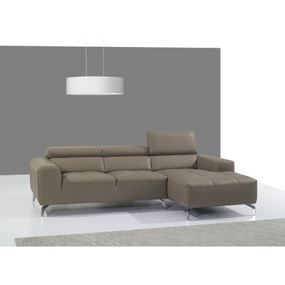 Alden Reclining Sectional Orientation: Right Hand Facing