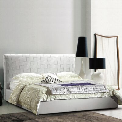 Dumond Upholstered Platform Bed Size: Queen