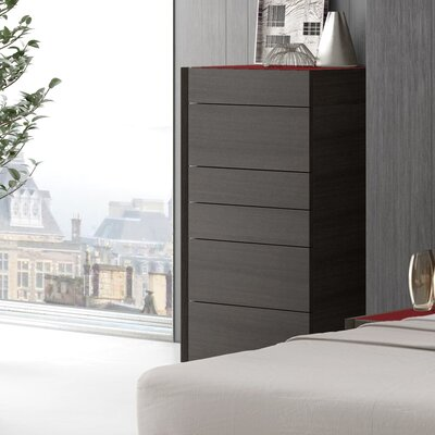 low priced lagos 6 drawer chest buy now