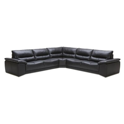 J&M Furniture 18138 Romeo Premium Leather Sectional