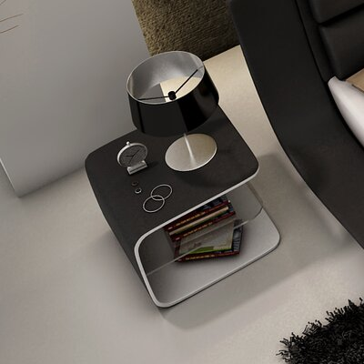 Galeton Wave Nightstand