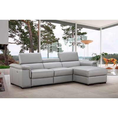J&M Furniture 18233-RHFC Alba Sectional Orientation