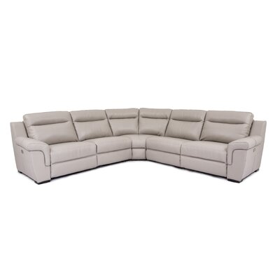 Obry Recliner Sectional