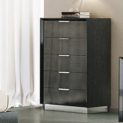 Arushi 5 Drawer Chest