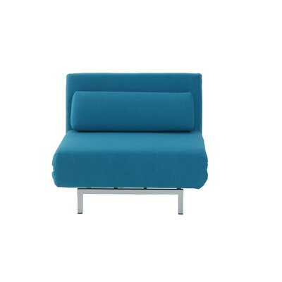 Mairead Sleeper Sofa Bed Upholstery: Teal