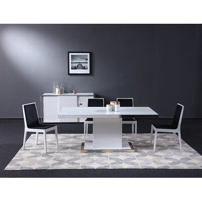 Trafford Star 5 Piece Dining Set
