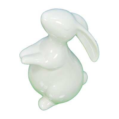 Praying Bunny Figurine Size: 8 H x 5.3 W