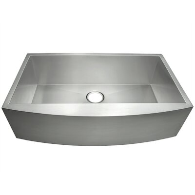 30 x 18 Farmhouse/Apron Kitchen Sink