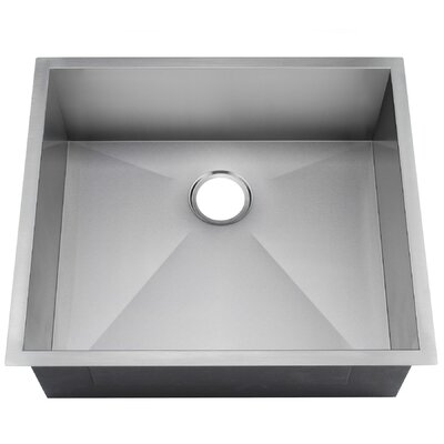 25 x 22 Undermount Kitchen Sink