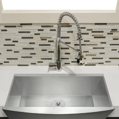 33 x 22 Apron Kitchen Sink