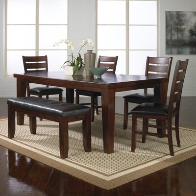 Stephentown 6 Piece Dining Set
