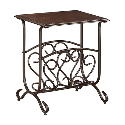 Glenwood Chairside Table
