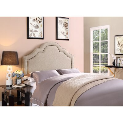 Isabella Queen Upholstered Panel Headboard