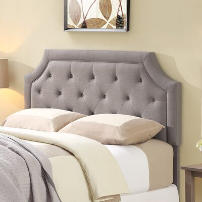 Blakely Queen Upholstered Panel Headboard