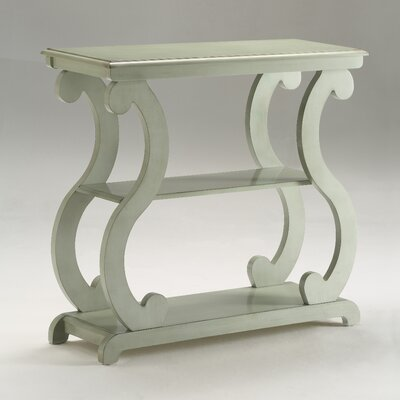 Lucy Console Table Finish: Sage