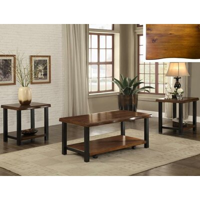 Crane 3 Piece Coffee Table Set