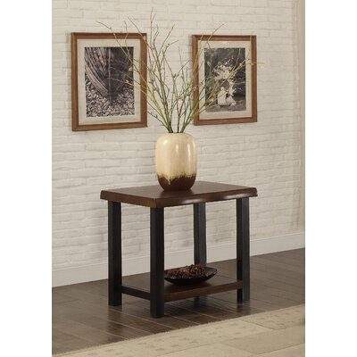 Crane End Table