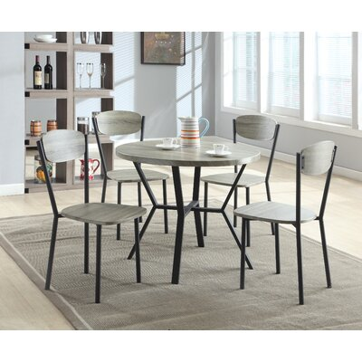 Blake 5 Piece Dining Set