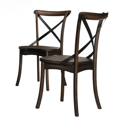 Farris Solid Wood Dining Chair